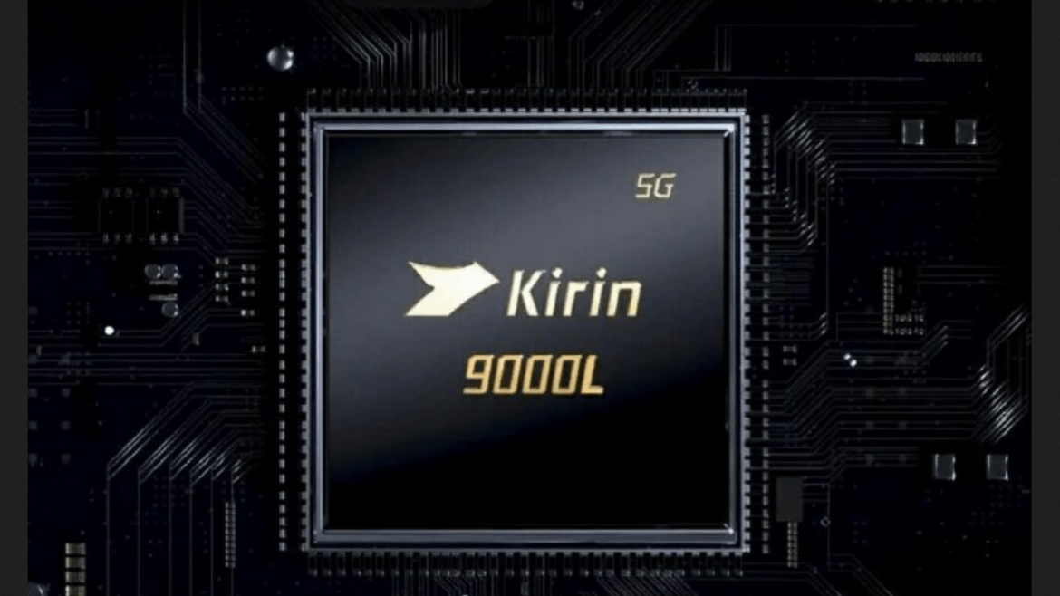 HUAWEI EXPECTED TO RELEASE KIRIN 9000L CHIPSET