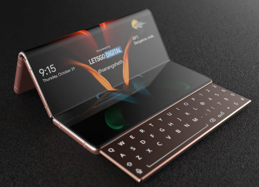SAMSUNG GALAXY Z FOLD3 AND Z FLIP2 HAVE A NEW COLOR VARIANTS