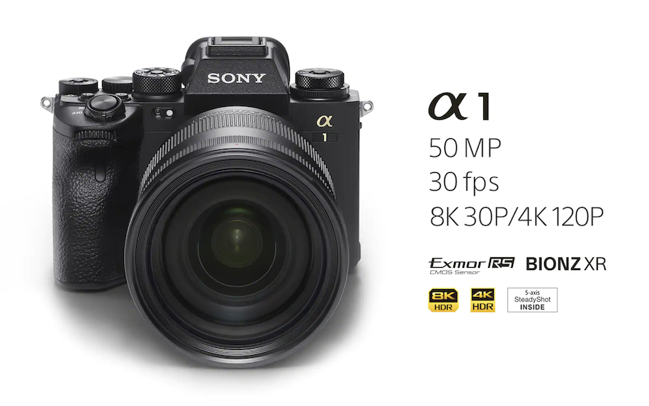 SONY A1 INTRODUCES THE HIGHEST MIRRORLESS CAMERA