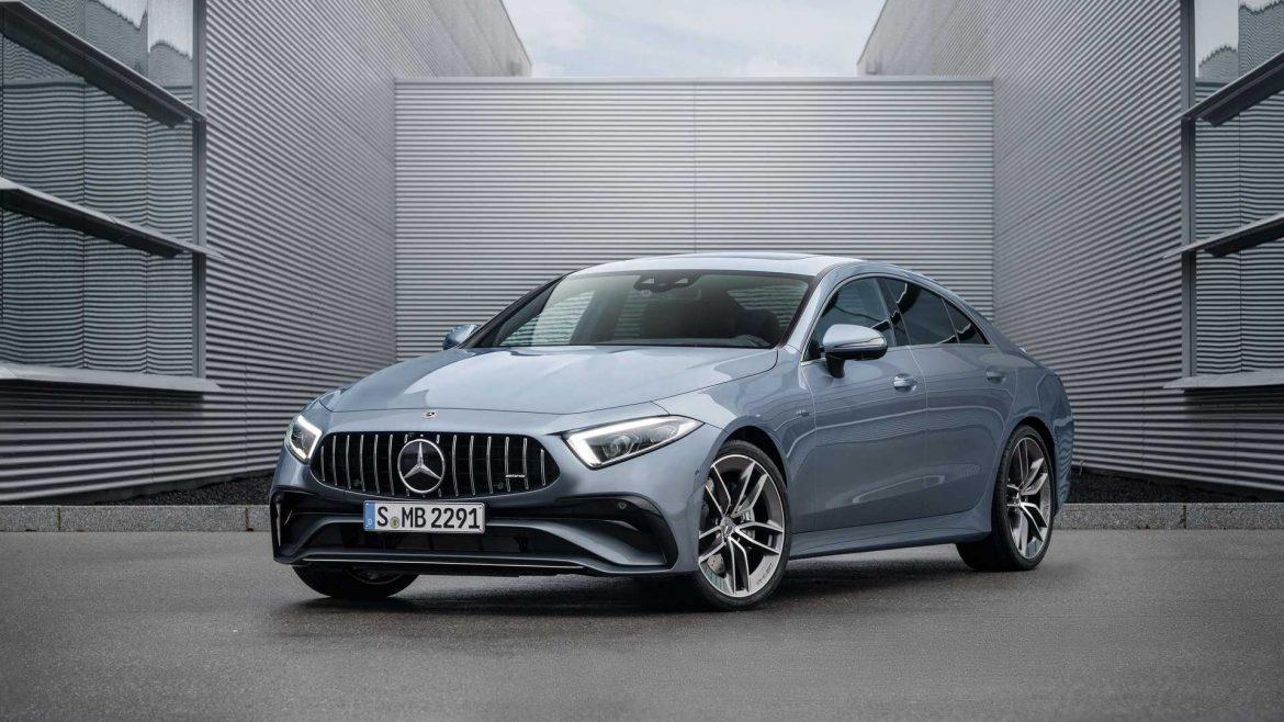 """2022 MERCEDES-AMG CLS 53 """"LIMITED EDITION"""""""