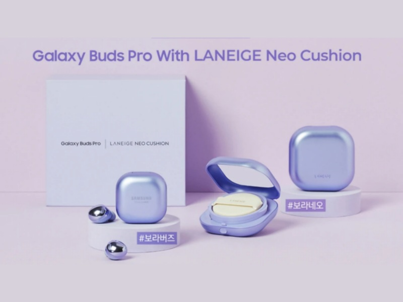 GALAXY BUDS PRO PRESENTS LANEIGE SPECIAL EDITION