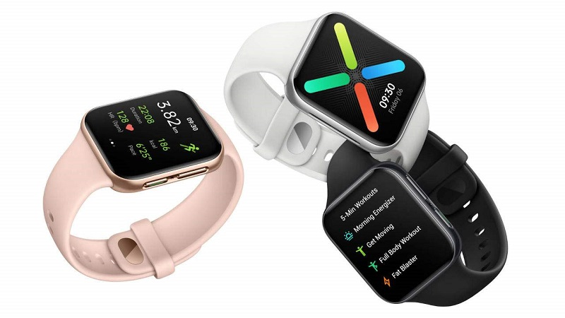 OPPO WATCH 2 USE WEAROS AND SNAPDRAGON 4100
