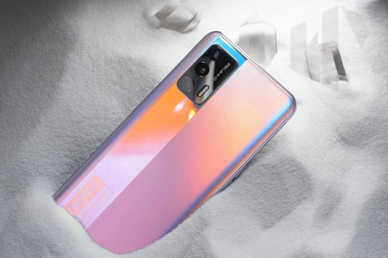 REALME GT NEO FLASH EDITION SUPPORTED 65W BATTERY CHARGING