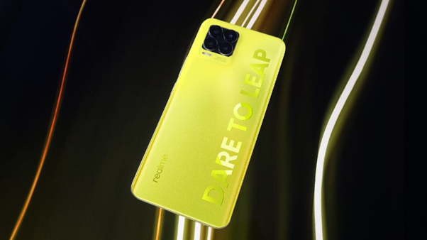 REALME 8 PRO ILLUMINATING YELLOW AND WATCH S MASTER EDITION OFFICIAL IN INDONESIA