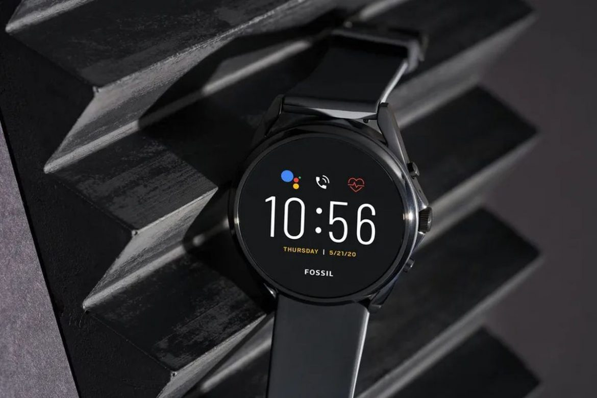 FOSSIL WILL WEAR NEW WEAR OS FROM GOOGLE AND SAMSUNG