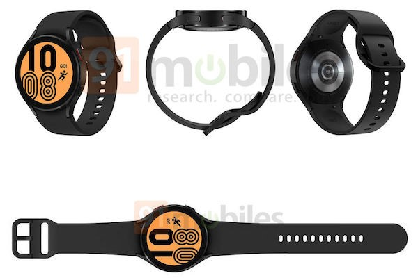 KEY FEATURES OF SAMSUNG GALAXY WATCH 4 LEAK BEFORE RELEASE