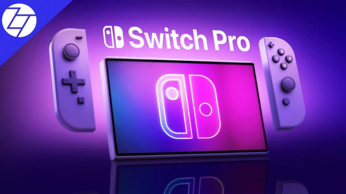 NINTENDO SWITCH PRO WILL COMING WITH A POWERFUL GPU