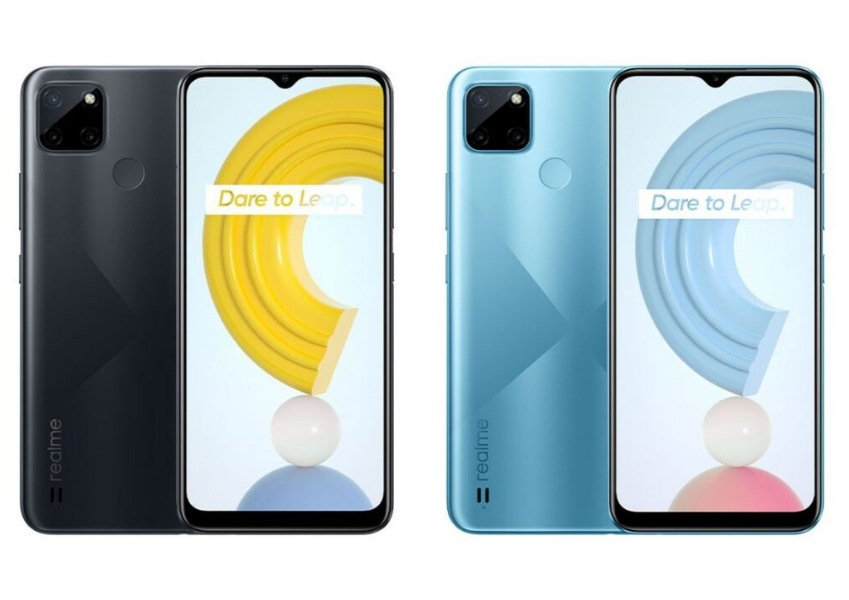 REALME C21Y WILL BE THE FIRST SERIES TO RUN ANDROID GO