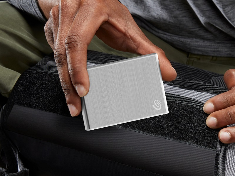 SEAGATE OFFICIALLY LAUNCHES ONE TOUCH SSD