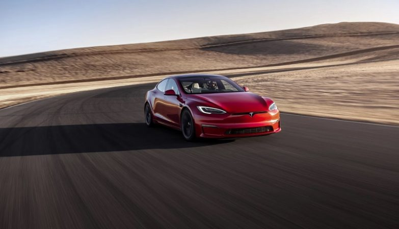 Tesla Model S Plaid Can Come 300 Km With Just 15 Minutes Of Charging The Battery