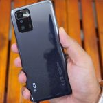 This is the design of the POCO X3 GT which will be released on July 28