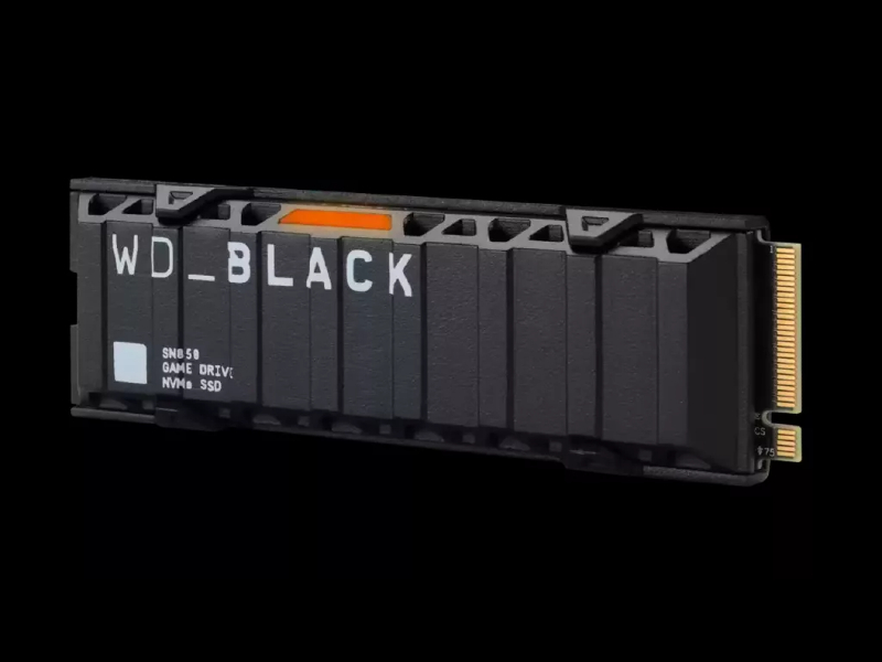 WD LAUNCHES NEW FIRMWARE FOR SSD SN850