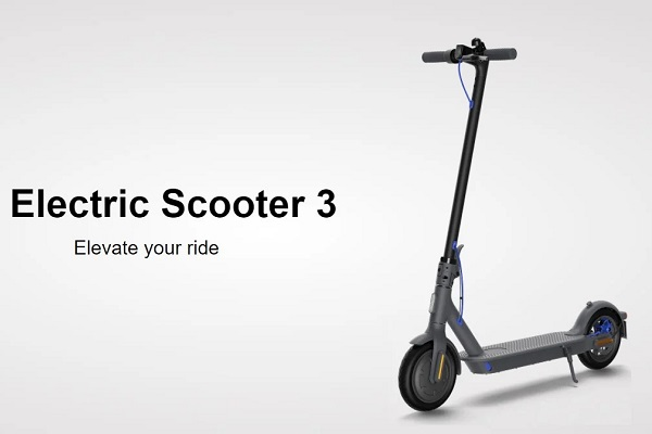 Xiaomi launches Mi Electric Scooter 3 and 4 other new products