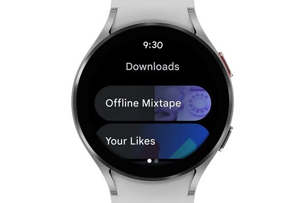 Wear OS version of YouTube Music only available for Galaxy Watch 4