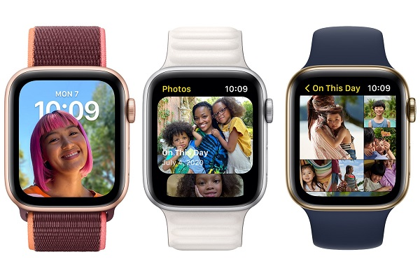 A series of new WatchOS 8 features, available for download September 20