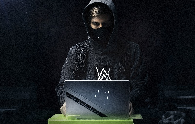 ASUS officially launches the ROG Zephyrus G14 Alan Walker