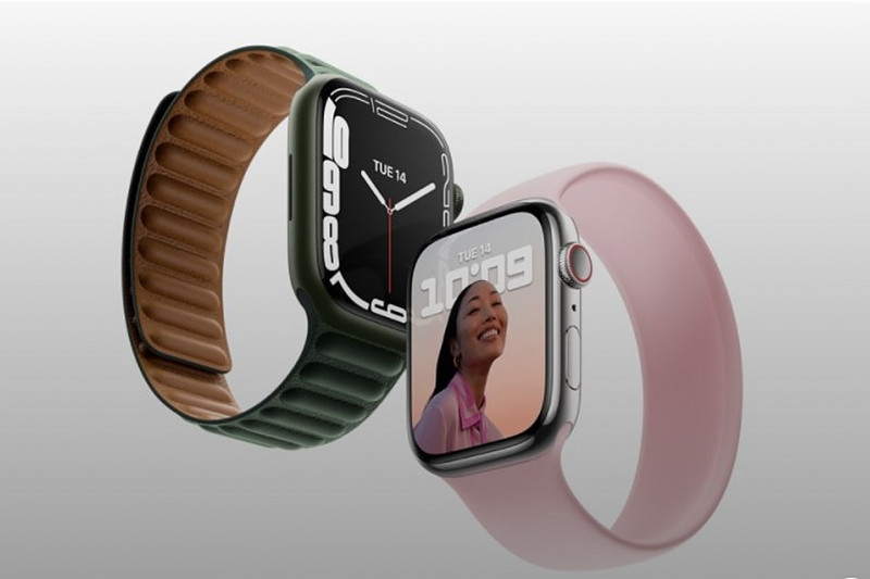 Apple Watch Series 7 officially released with thinner bezels thinner