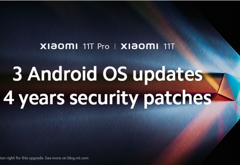 Xiaomi extends OS and security update support extends