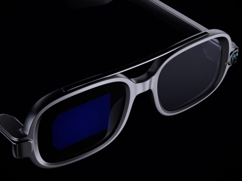Xiaomi officially introduces their smart glasses