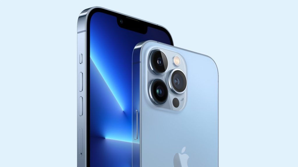 Differences between iPhone 13 Pro and iPhone 13 Pro Max