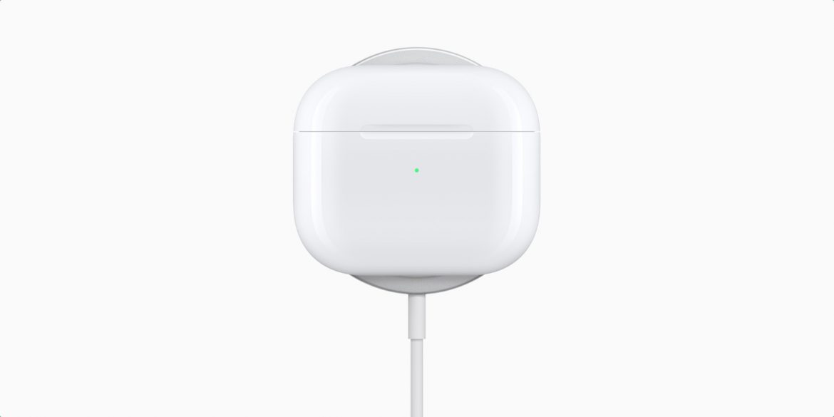 AirPods Pro now supports MagSafe