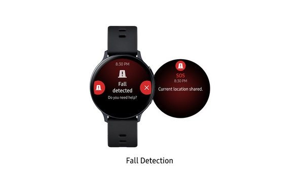 Galaxy Watch 4 has a new watch face, gesture control, and fall detection