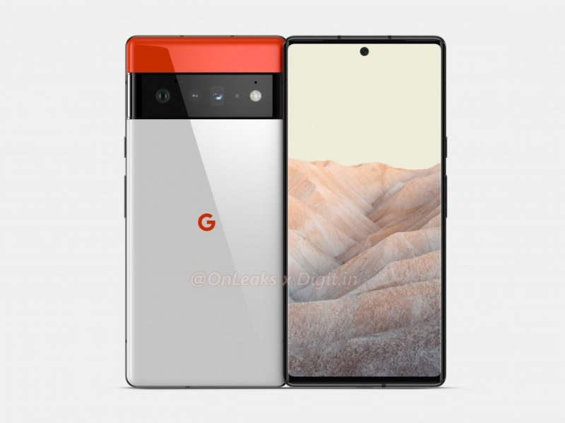 Google claims an 80% performance increase on the Pixel 6