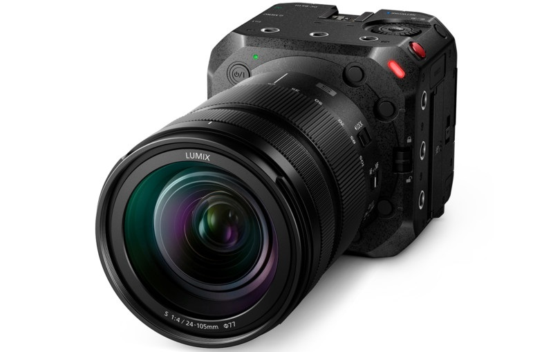 Panasonic released the Lumix BS1H with a full-frame sensor