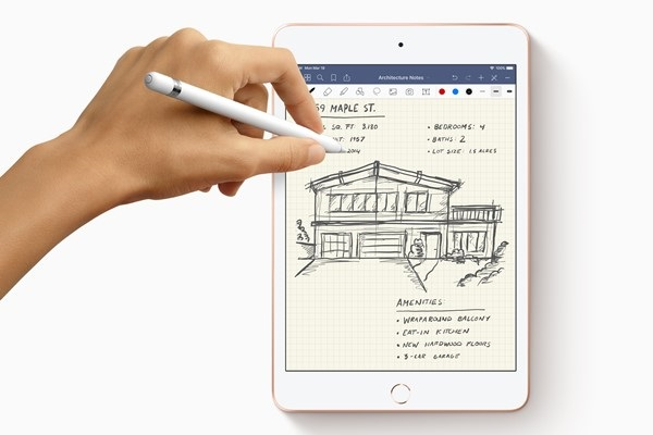 The upcoming iPad Air will not use an OLED display