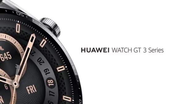 These are the specifications for the Huawei Watch GT 3